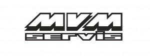 Slika 3: Logotip iz leta 1981, ko se je ustanovilo podjetje MVM Servis