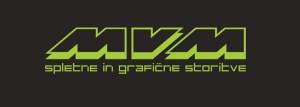 Slika 9: Barven logotip, za temne podlage