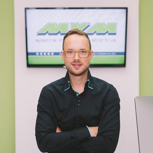 Jure Matjaž, direktor podjetja MVM servis d.o.o.