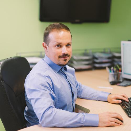 Rok Matjaž, svetovalec za optimiziranje poslovanja in pospeševanje prodaje