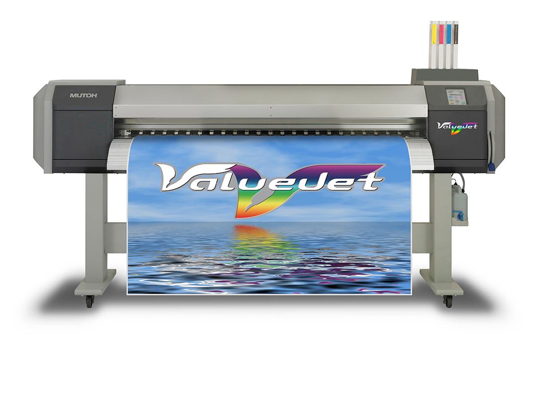 velikoformatni tiskalnik Mutoh podjetja MVM servis