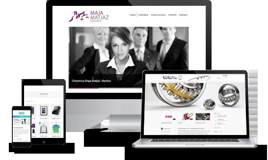 Izdelava spletnih strani - MVM Servis