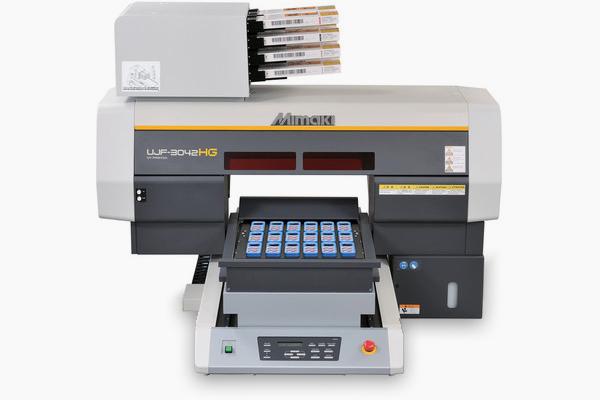 UV tiskalnik Mimaki - Tiskanje direktno na izdelke - MVM Servis