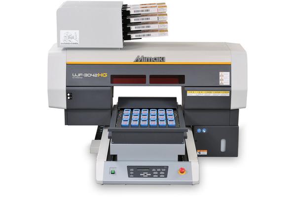 UV tiskalnik Mimaki - Tiskanje direktno na izdelke