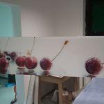 Kuhinjske fototapete na steklu