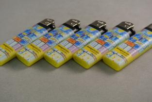 UV tisk na vžigalnike