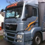 Polepitev transportnih vozil