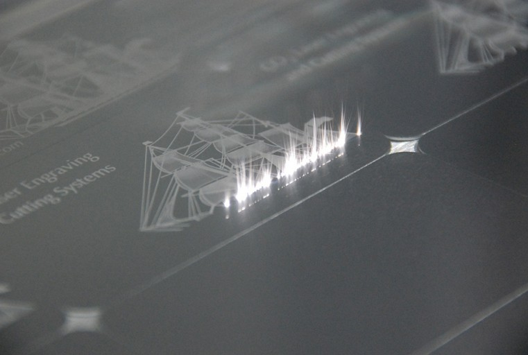 Lasersko graviranje