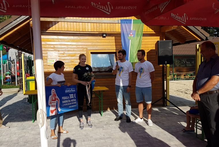 Donacijo smo podarili OŠ Mozirje za nakup športnih rekvizitov, ki jih bodo lahko koristili vsi otroci.