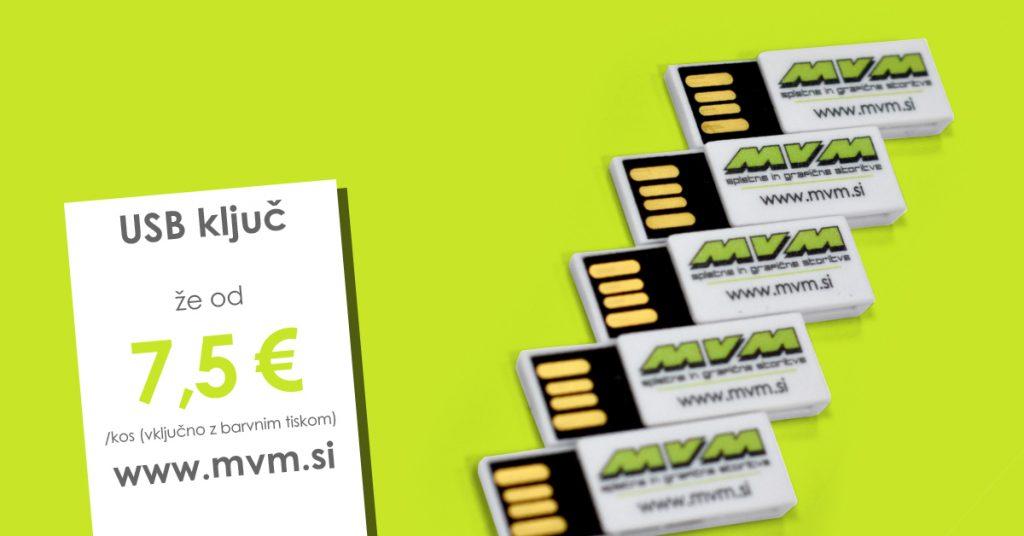 USB ključ poslovno darilo promocijsko darilo