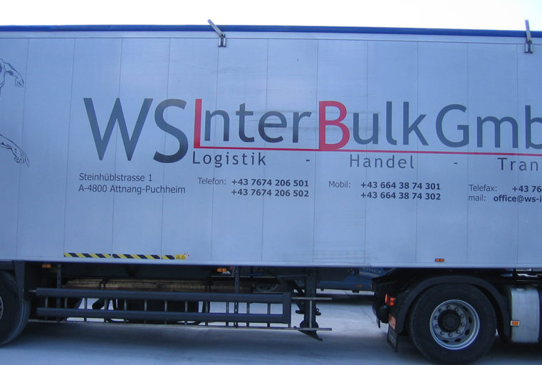 nalepke tovornja vozila
